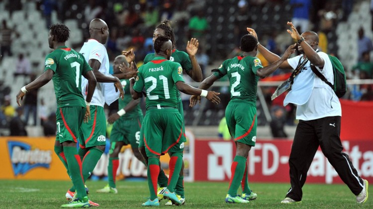 Match Congo vs Burkina Faso en direct live streaming