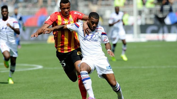 Match RC Lens vs Olympique Lyonnais en direct live streaming