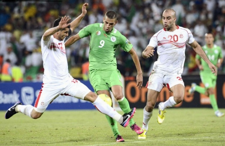 Match Tunisie Algerie en direct live streaming