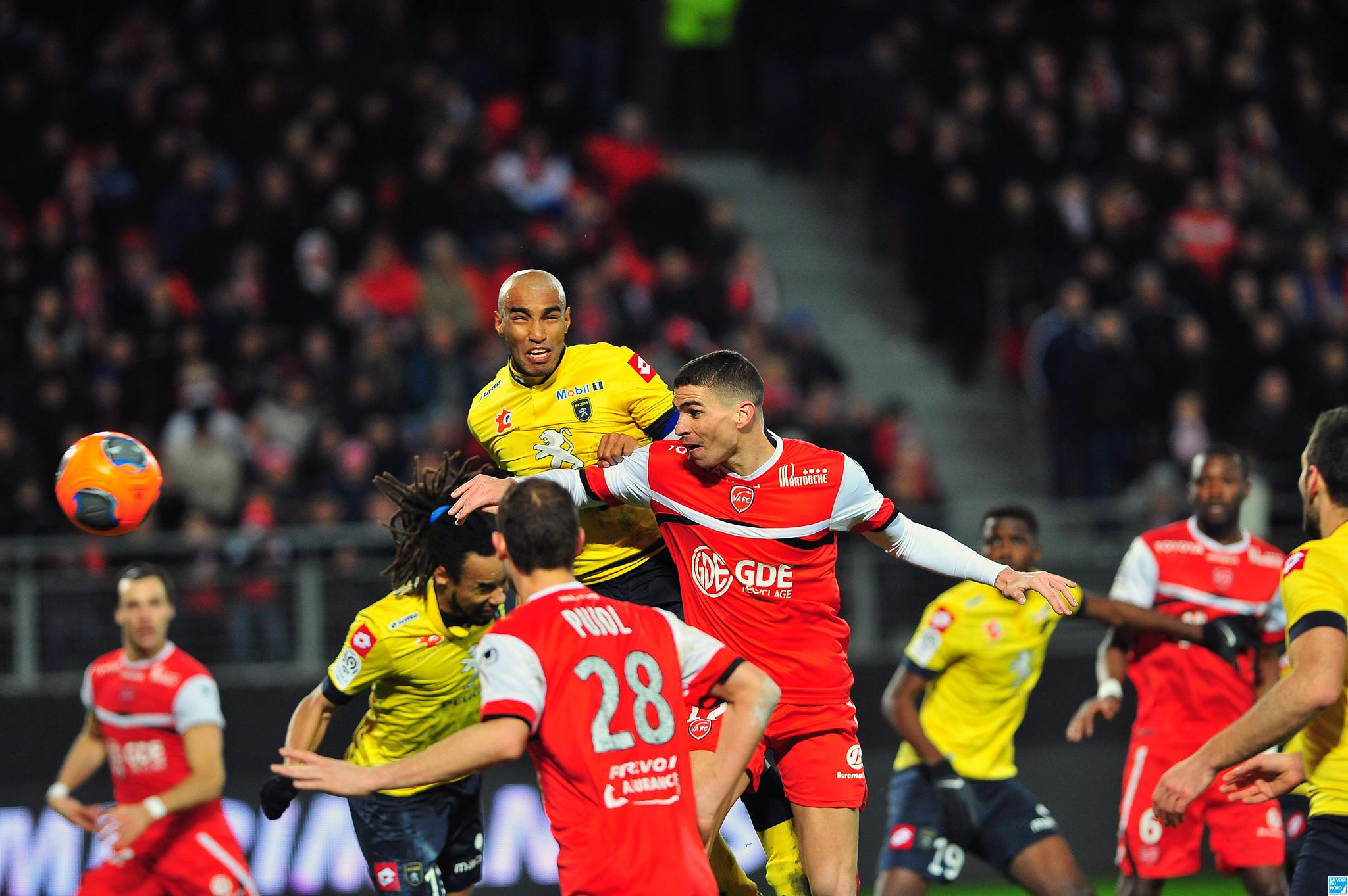 Match Valenciennes vs Sochaux en direct live streaming