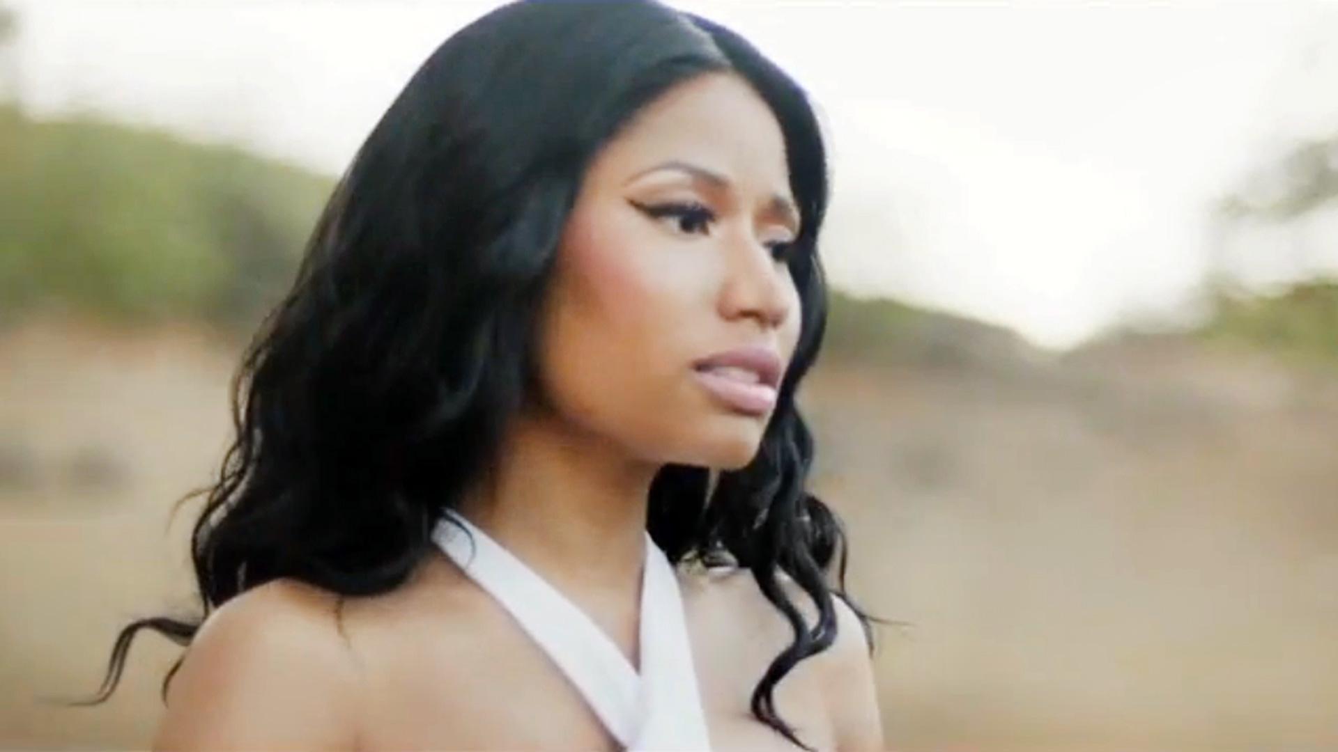 Nicki fait part de sa tristesse avec ses fans