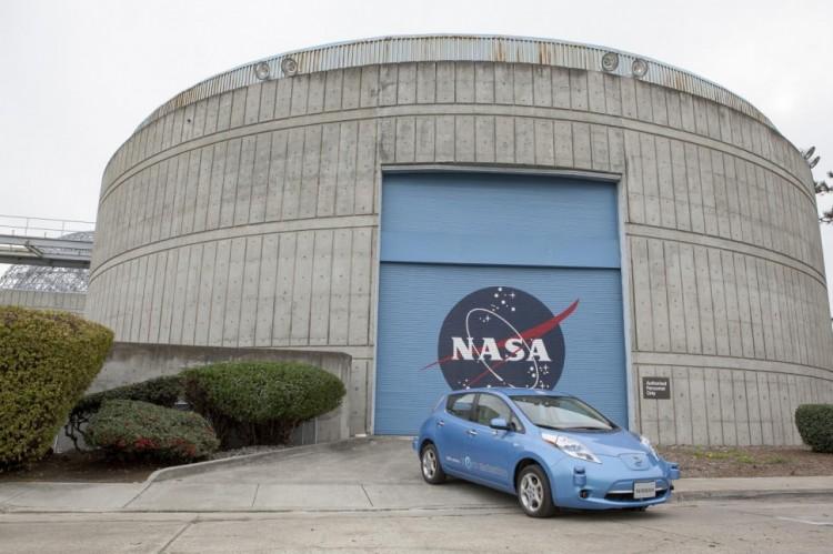 Nissan et la NASA, la main dans la main pour la voiture du futur