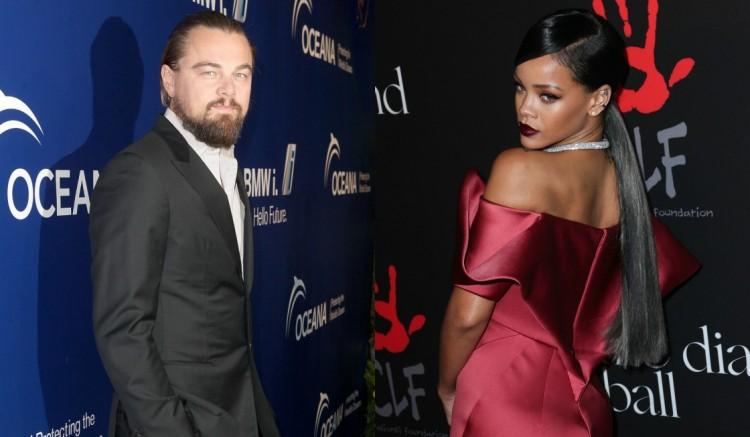 Rihanna en couple avec Leonardo