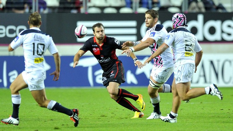 Rugby Lyon LOU vs Stade Français en direct live streaming