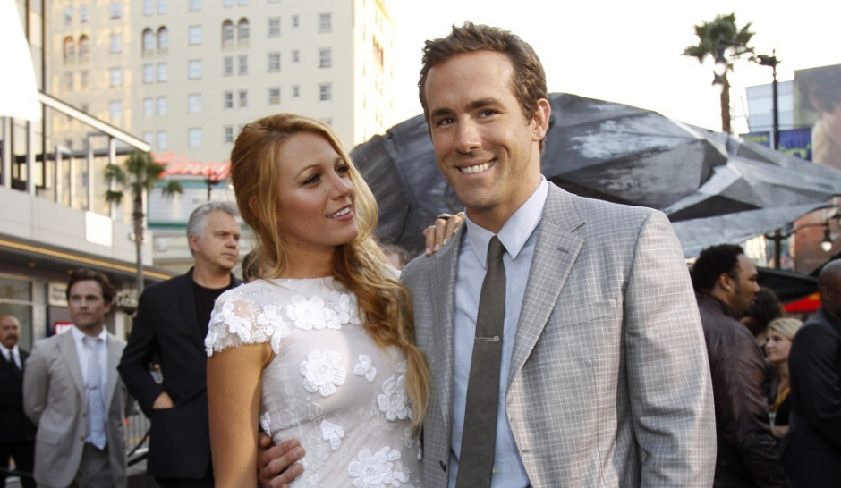 Ryan Reynolds et Blake Lively deviennent enfin parents