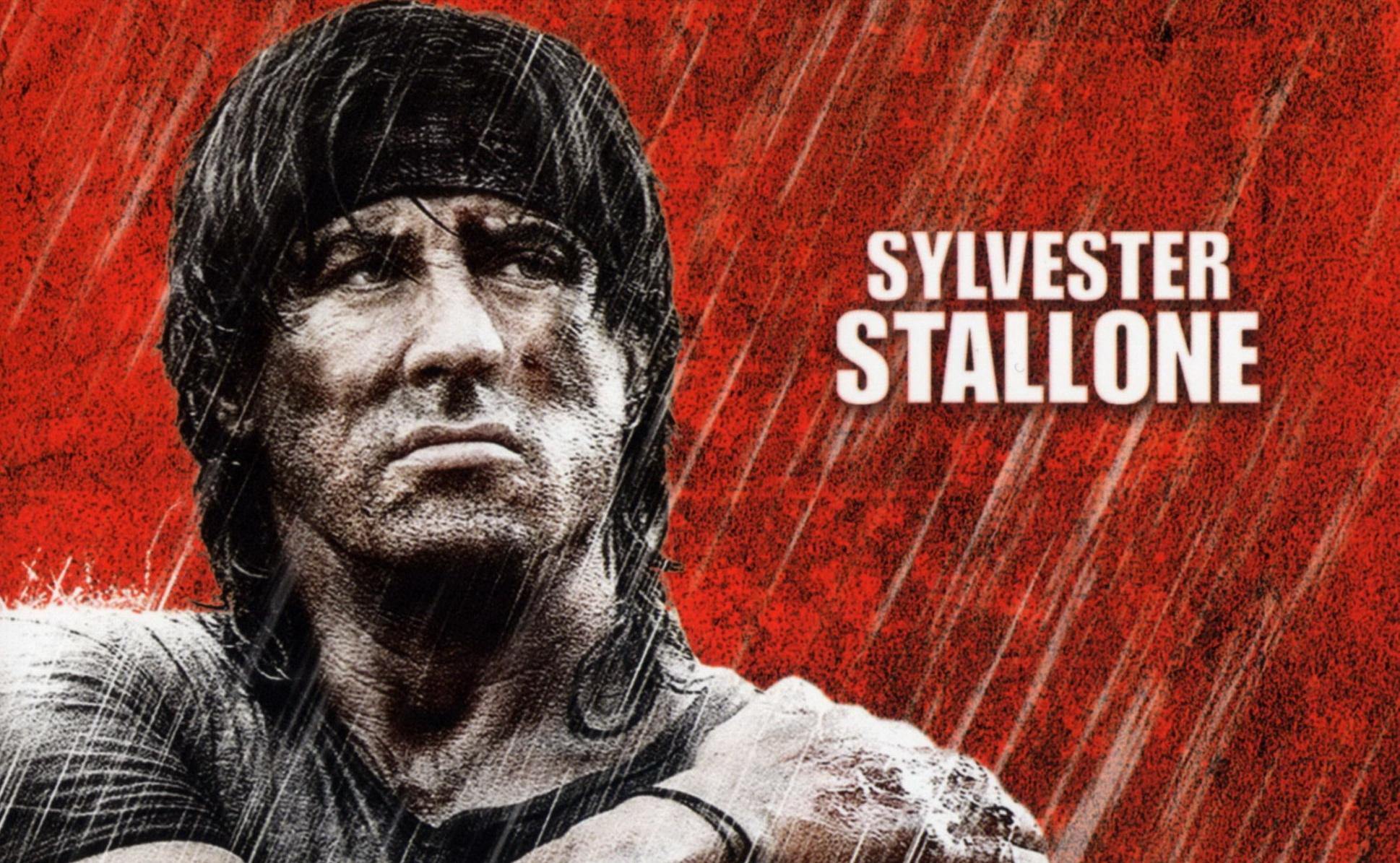 Stallone dans Rambo