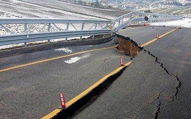 Un viaduc inutilisable quelques jours après son inauguration