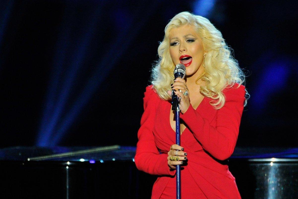 Aguilera avait remporté le Grammy Award pour la Meilleure Performance Pop Duo Groupe