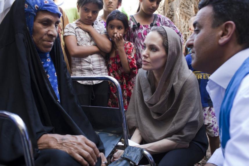 Angelina-Jolie-en-Irak