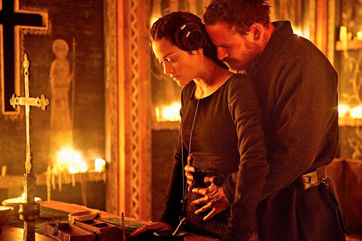Après Macbeth, les acteurs seront de nouveau à l'écran dans Assassin's Creed