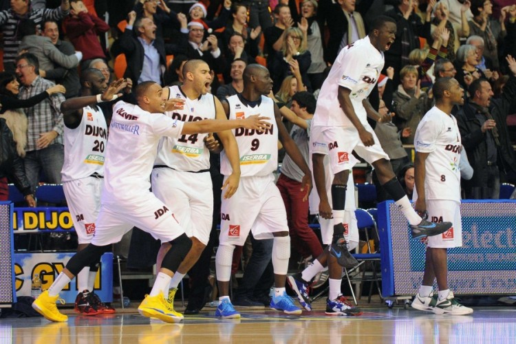 Basket JDA Dijon vs Cholet Basket en direct live streaming