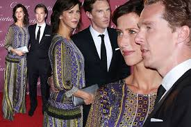 Benedict Cumberbatch et Sophie Hunter se sont mariés