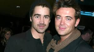 Colin Farrell et son frère