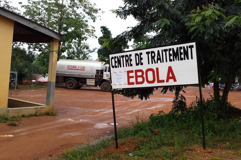 Ebola: un traitement japonais prometteur