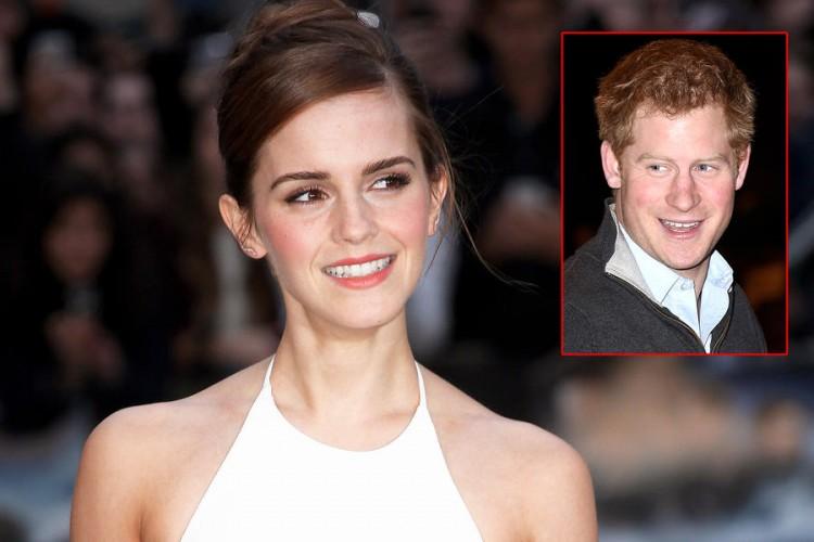 Emma Watson aurait demandé au Prince de la rencontrer