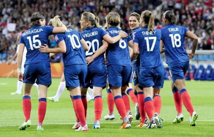 Match amical: France vs USA (Femmes) en direct live streaming