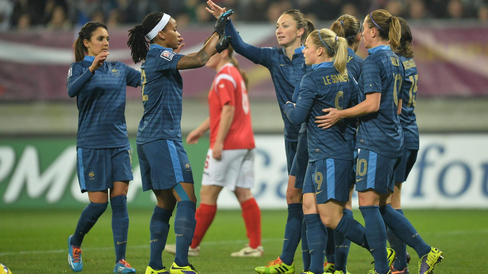 Match amical: France vs USA (Femmes) en direct live streaming