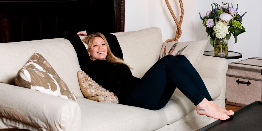 Hilary Duff veut tourner la page sur son mariage