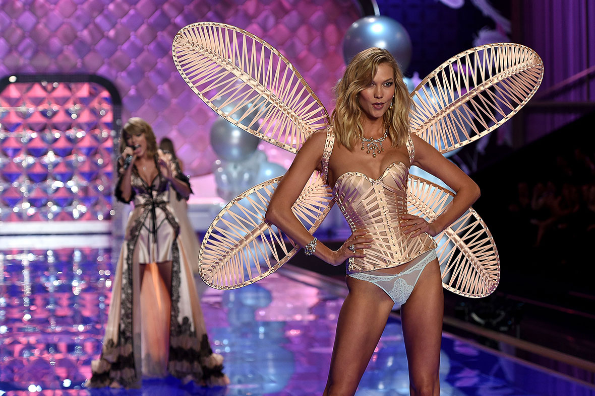 Karlie Kloss abandonne les anges