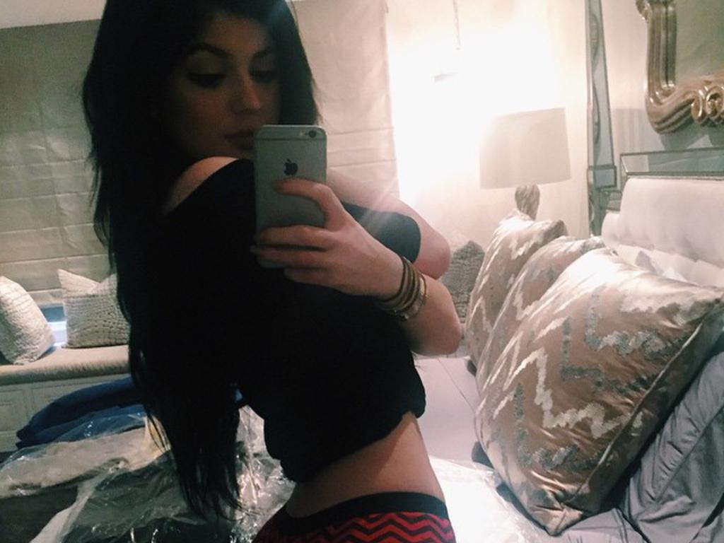 Kylie Jenner se prend pour Kim Kardashian