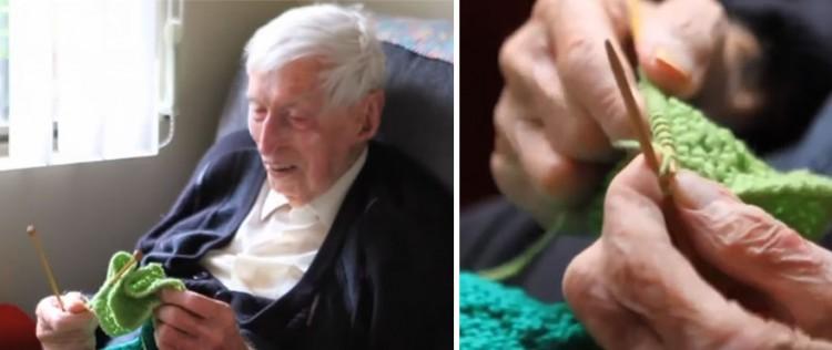 L'homme le plus âgé de l'Australie