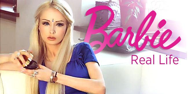 La Barbie humaine