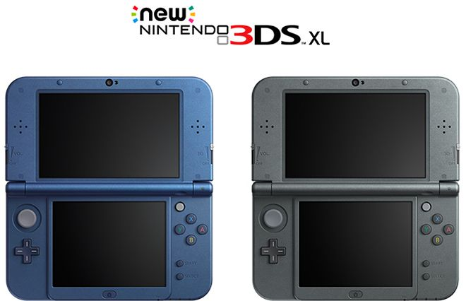 La New 3DS XL