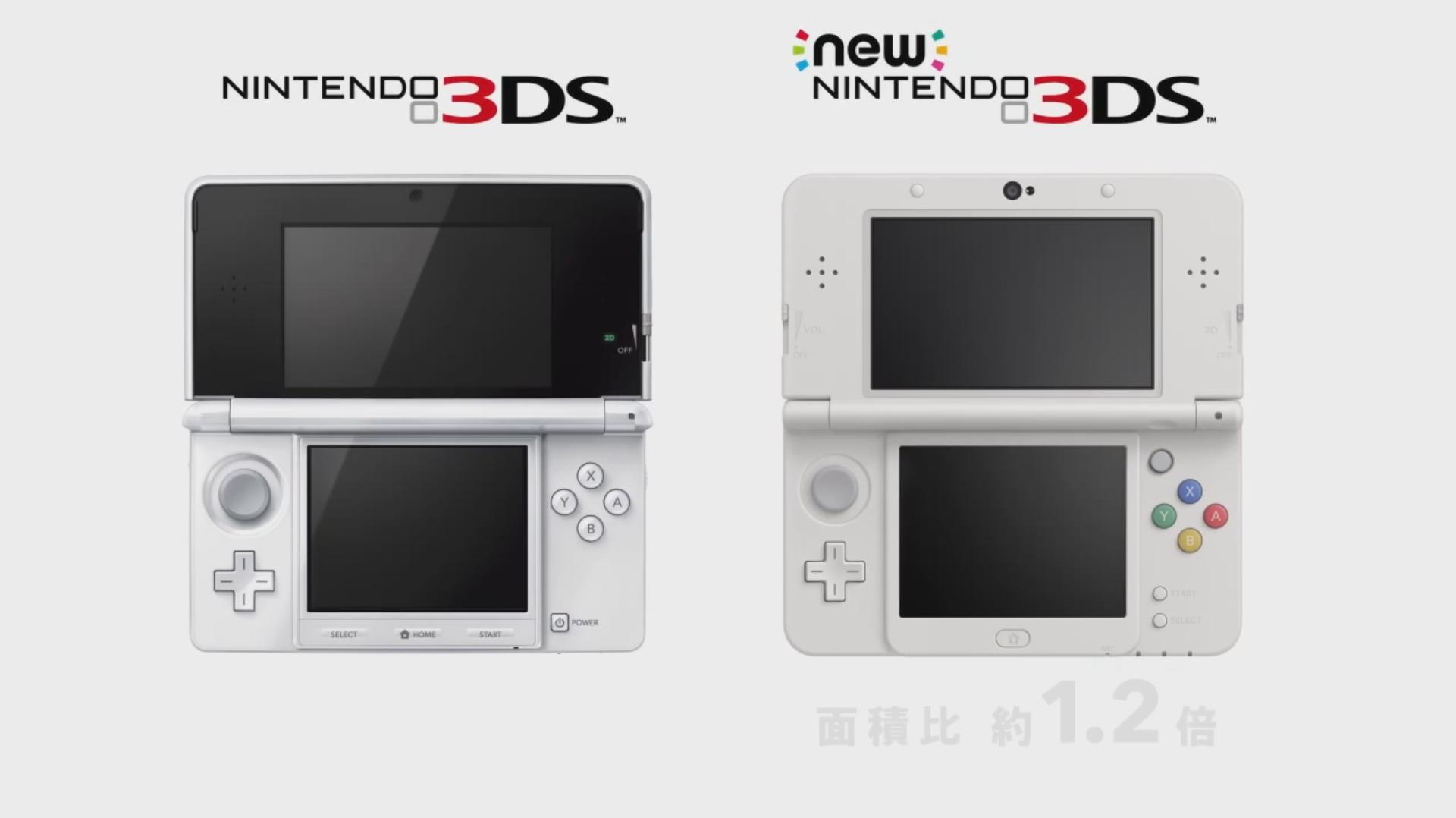 La New 3DS