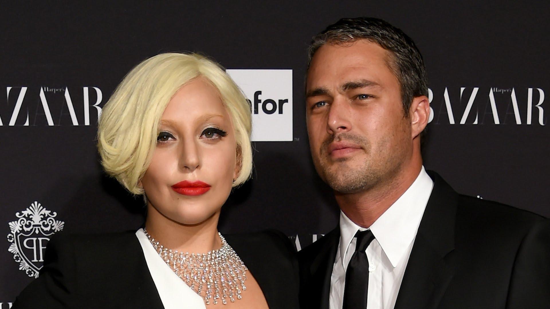 Lady Gaga fiancée à Taylor Kinney