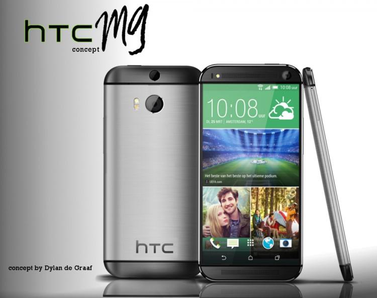 Le très attendu HTC One M9
