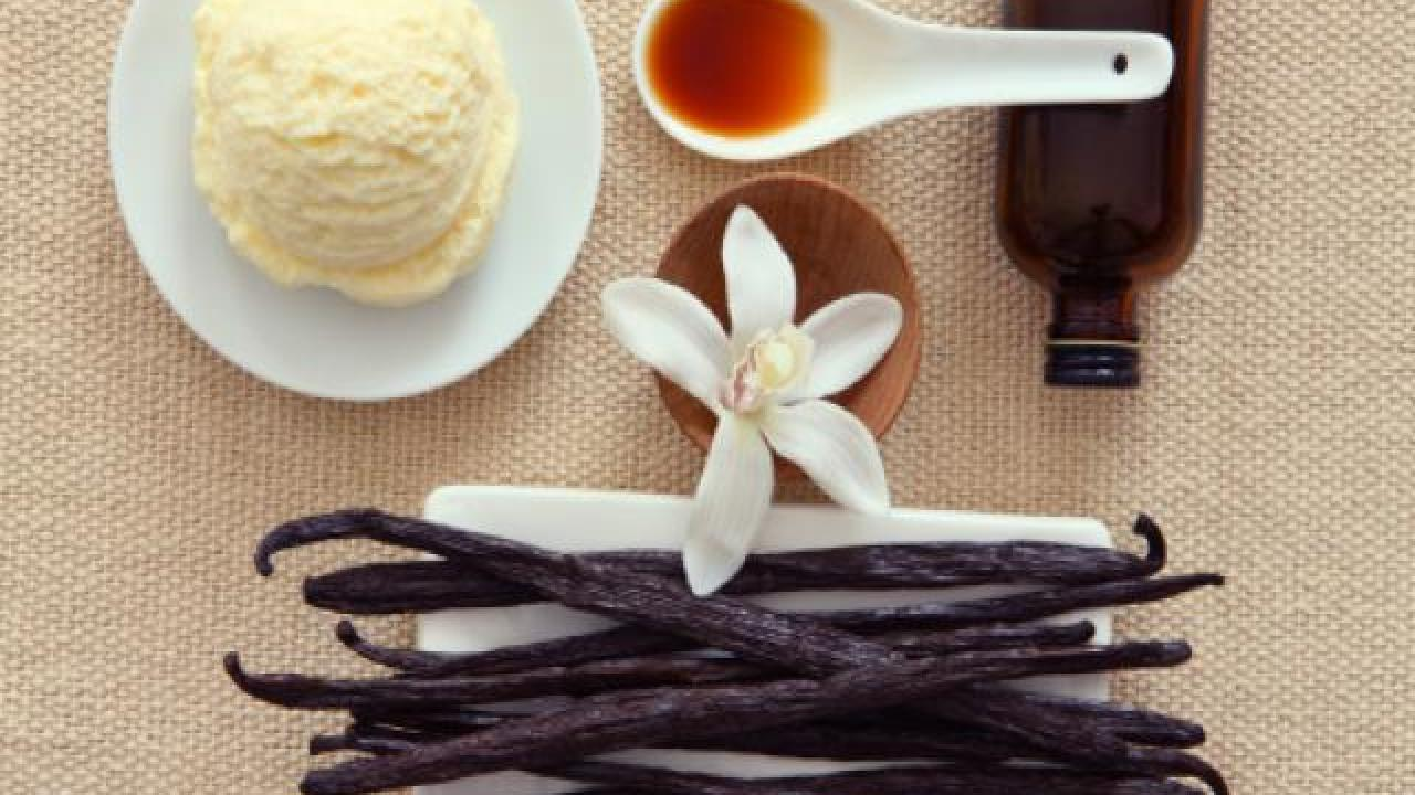 L'odeur de la vanille peut nous aider à se détendre et stimuler nos esprits
