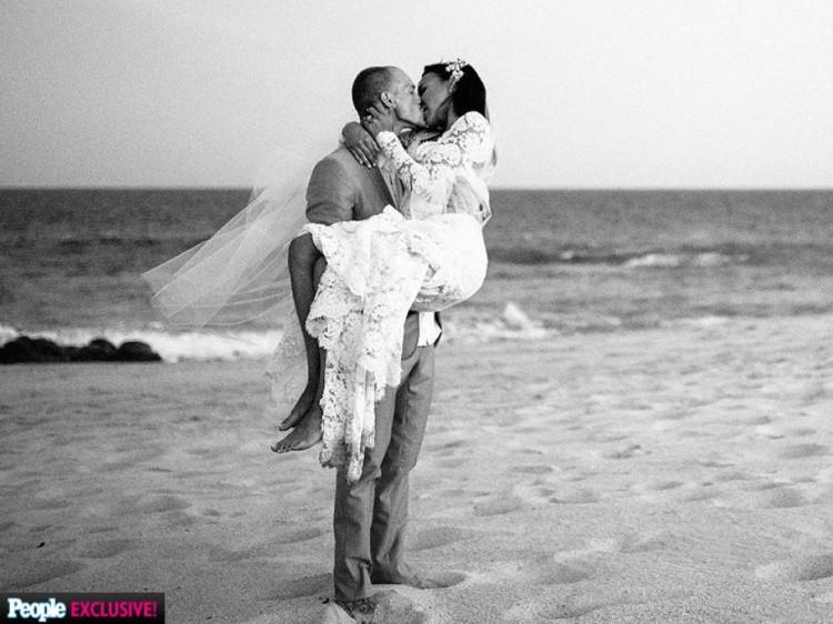 Mariage Naya Rivera et Ryan Dorsey