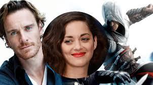 Marion Cotillard et Michael Fassbender joueront dans la version cinéma du jeu vidéo Assassin's Creed