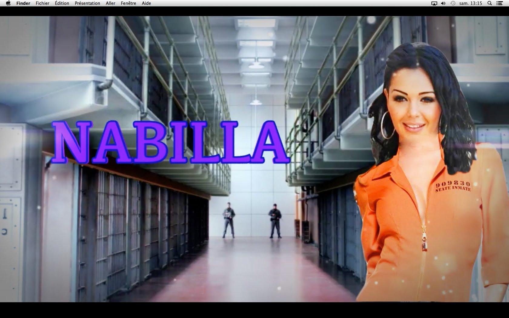 Nabilla a décroché un certificat de formation générale