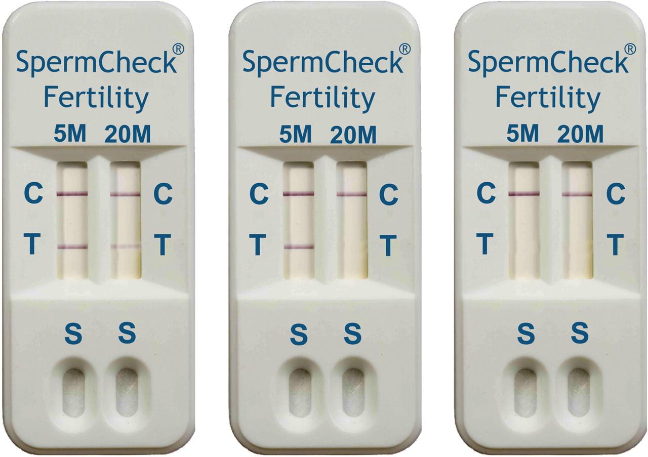 SpermCheck est un test de de fertilité efficace et peu coûteux
