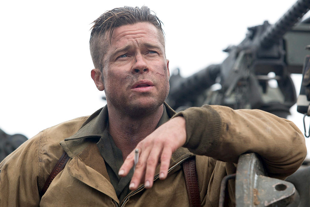 Un autre film de guerre pour Brad Pitt