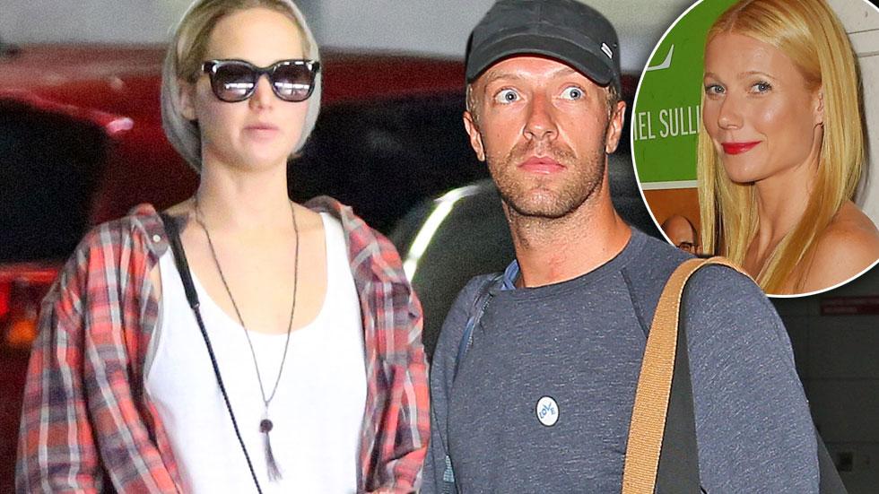 Chris ne veut pas blesser Gwyneth Paltrow par sa relation avec Jennifer