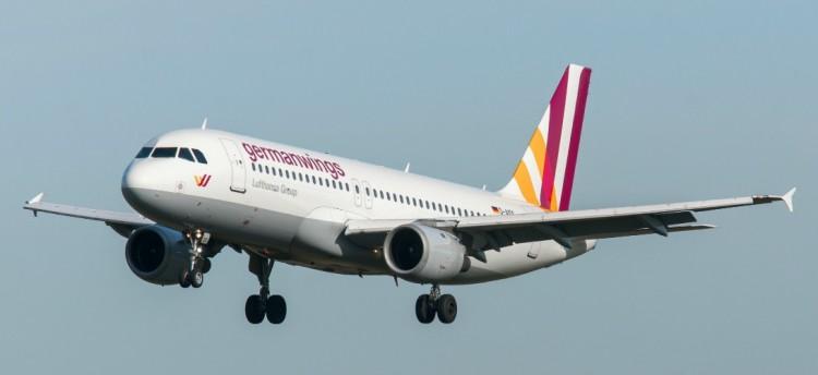 Airbus A320 de la compagnie Germanwings