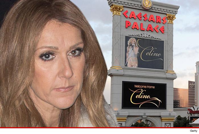 Céline est de retour