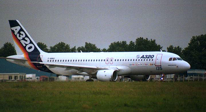 Crash de l'Airbus A320