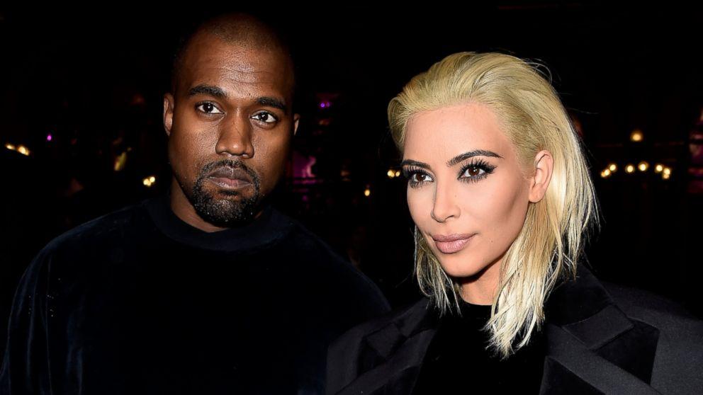 Kanye publie des photos de sa femme nue