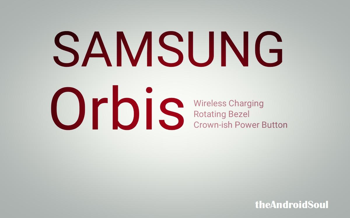 La montre connectée ronde de Samsung est baptisé Orbis