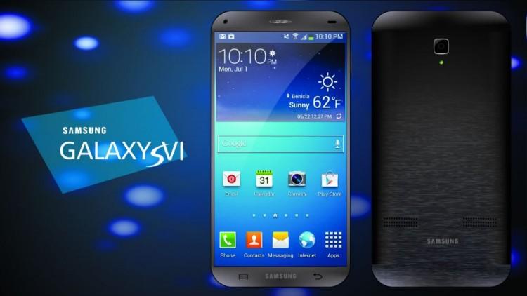 Le Galaxy S6