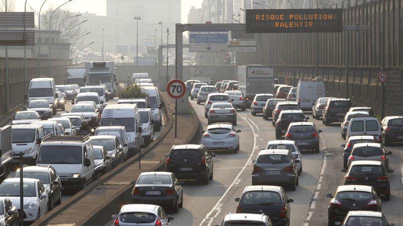Le dispositif de la circulation alternée a pris effet dès 5h30 ce matin