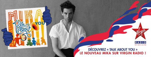Le nouveau single de Mika