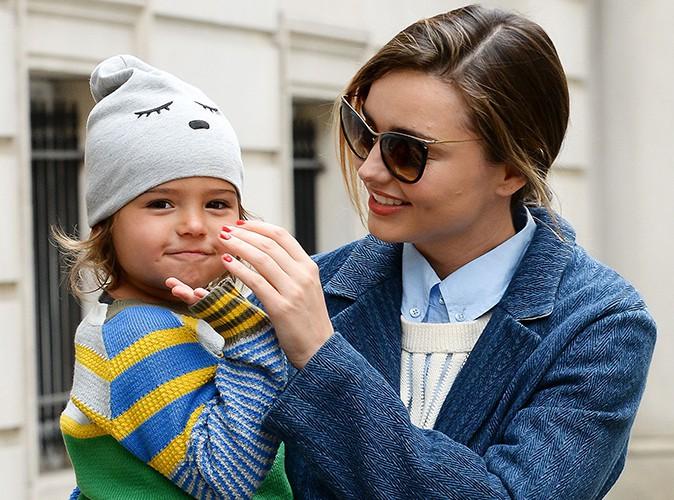 Le quotidien de Miranda Kerr et son fils