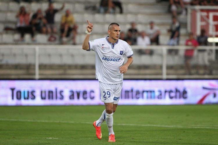 Match AS Nancy-Lorraine - AJ Auxerre en direct live streaming