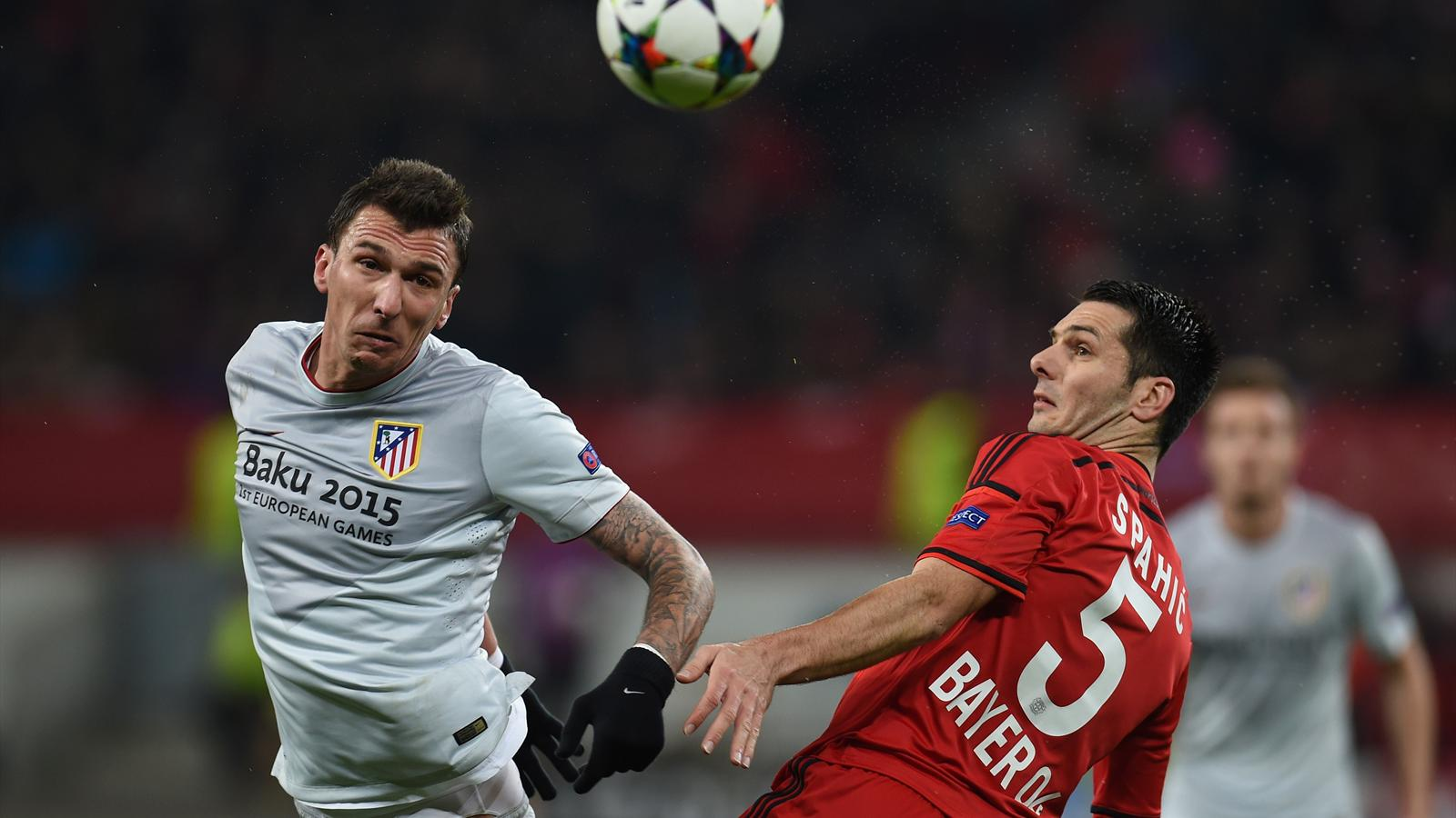Match Atletico Madrid Bayer Leverkusen en direct live streaming