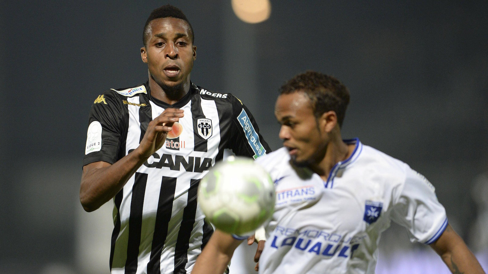 Match Auxerre vs Angers en direct streaming live