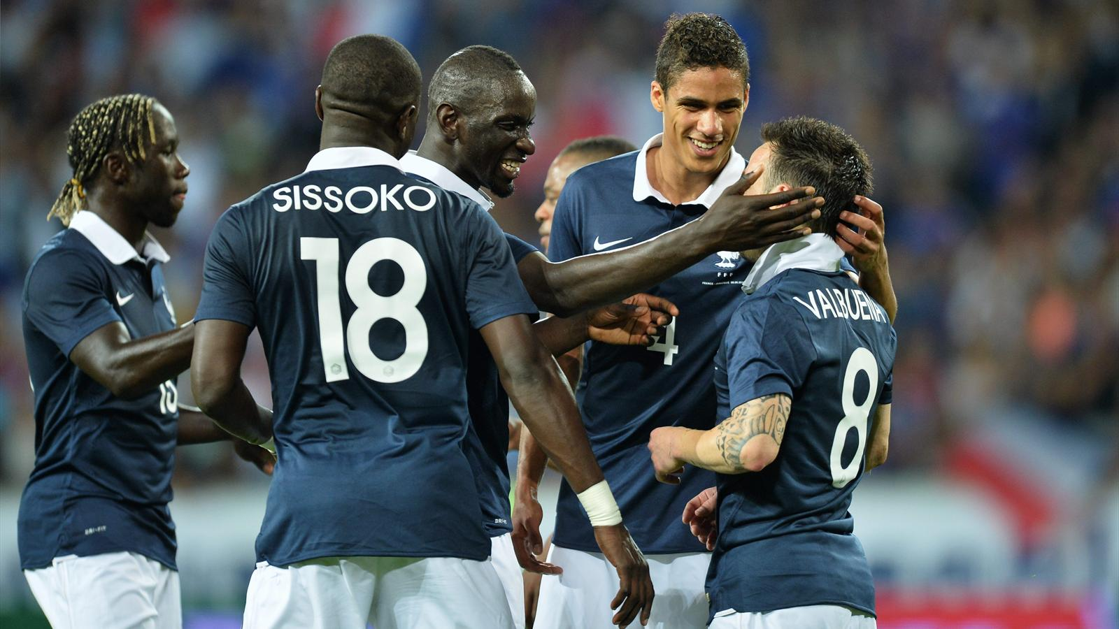 Match France Danemark en direct live streaming